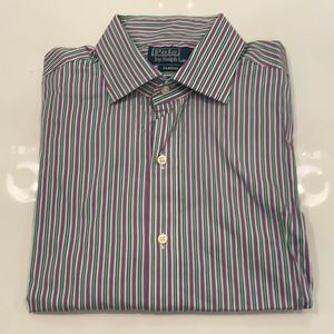 Polo by Ralph Lauren Long Sleeved Dress Shirt